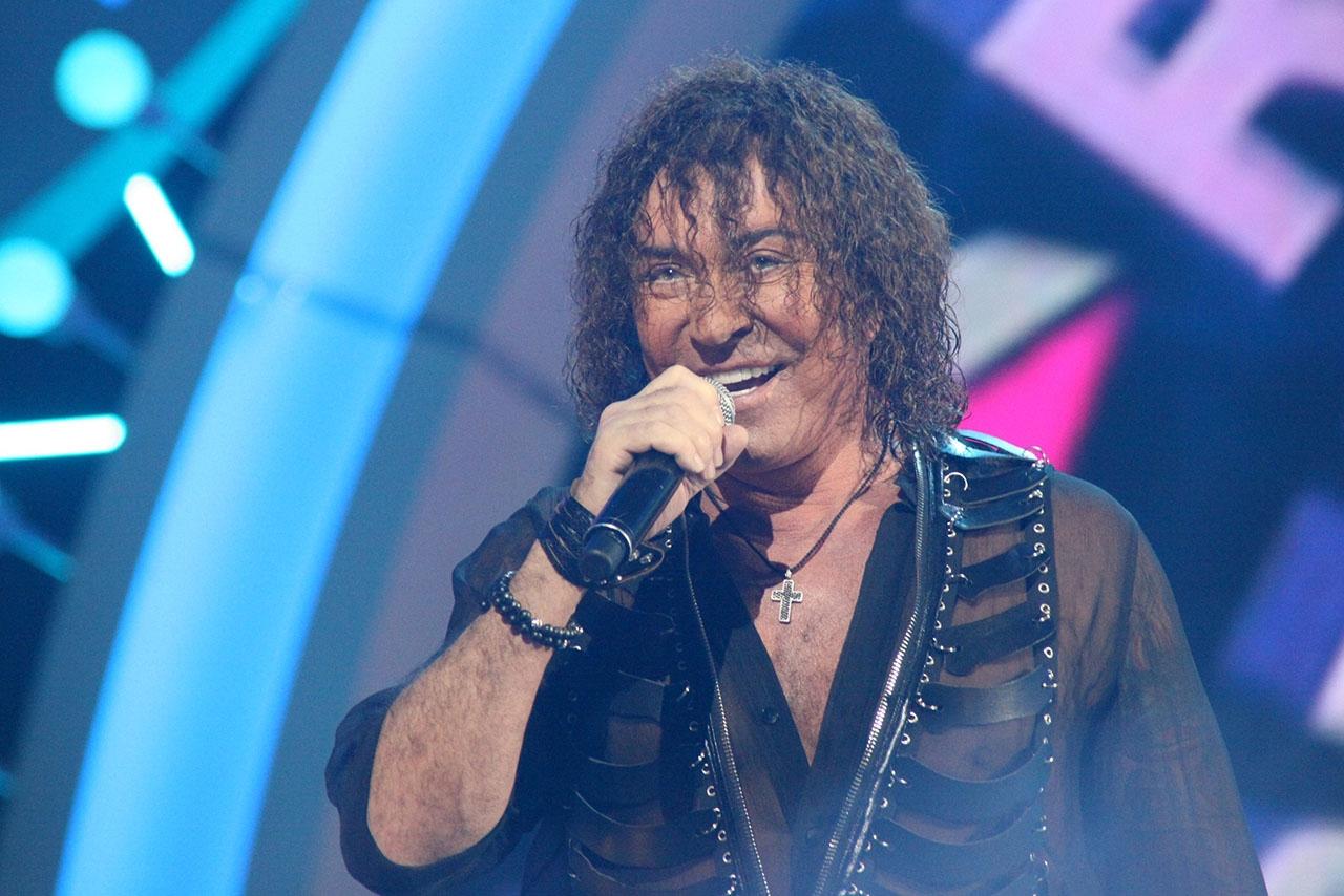 Валерий Леонтьев и его волосы