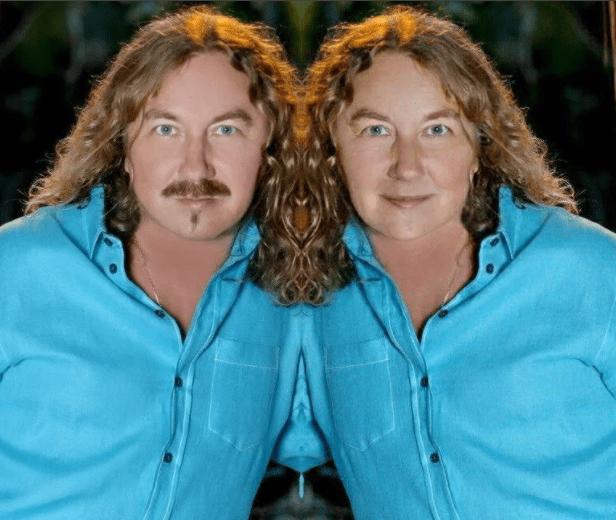 Игорь Николаев без усов и волос