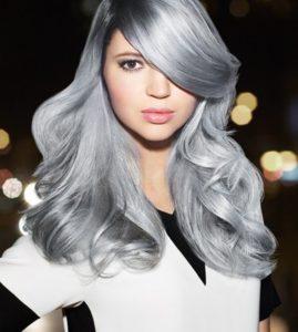 Как выглядит пепельный цвет волос фото