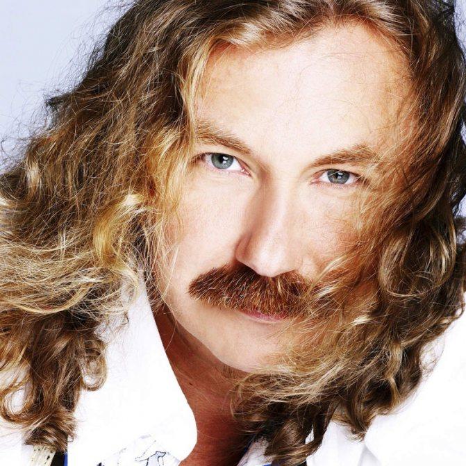 Волосы Николаева Игоря
