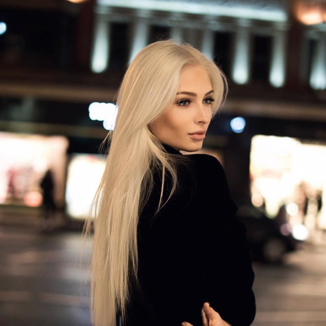 Волосы Шишковой Алены