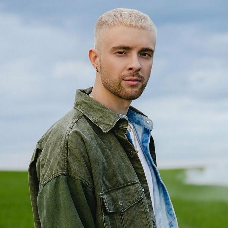 Цвет волос Егора Крида