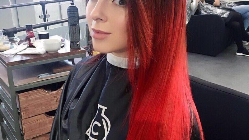 Цвет волос Нюши