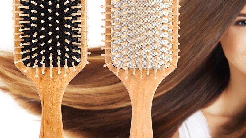 Польза деревянной расчески для волос
