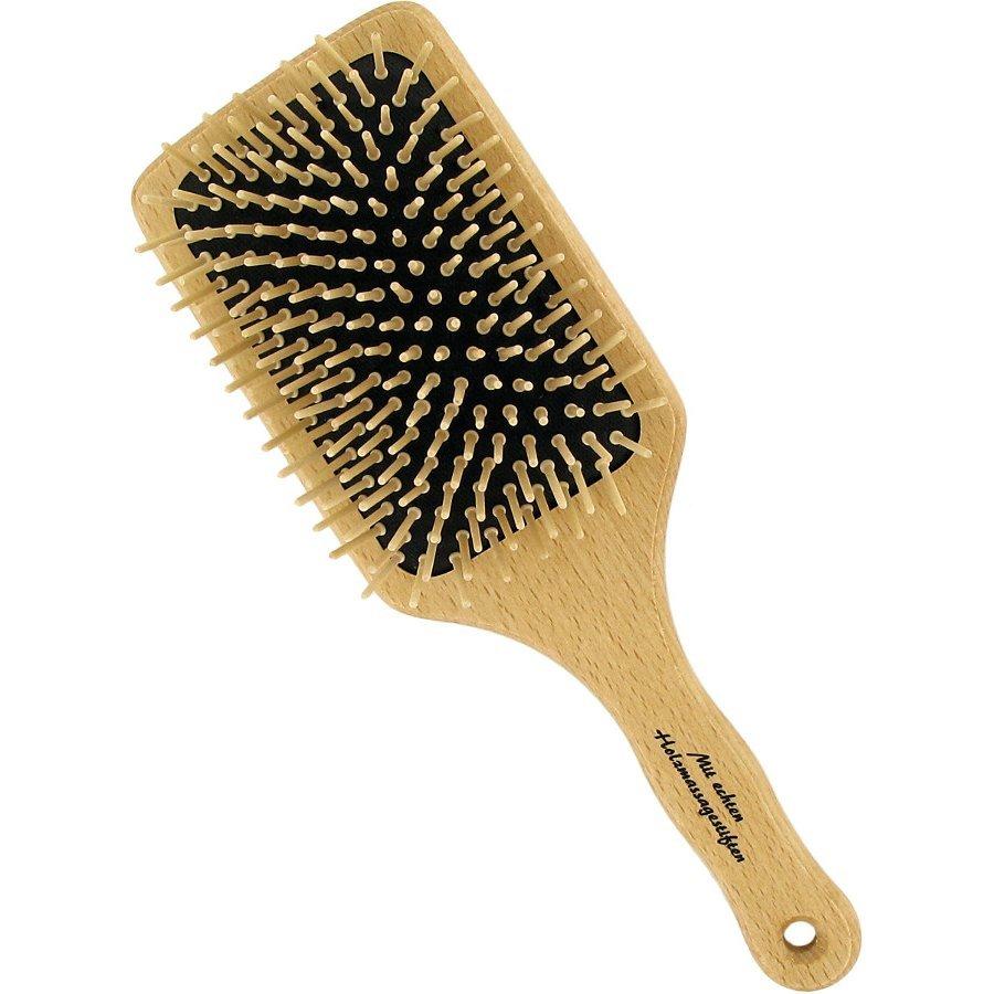Деревянная расческа для волос
