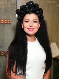 Елка певица волосы