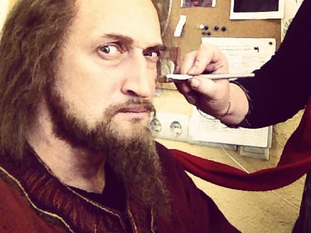Гоша Куценко с волосами