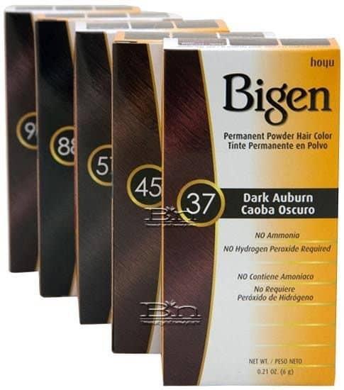 Краска Bigen