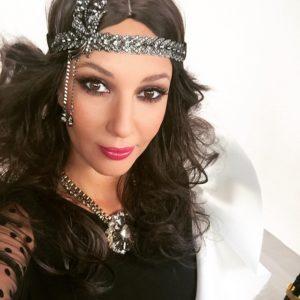 Лера Кудрявцева с темными волосами фото видео
