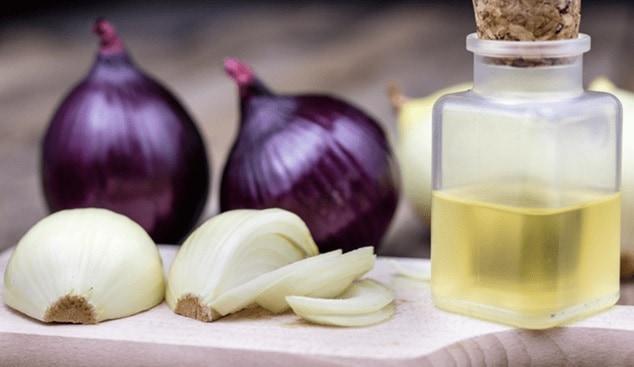 Луковый сок скокосовым маслом для роста волос