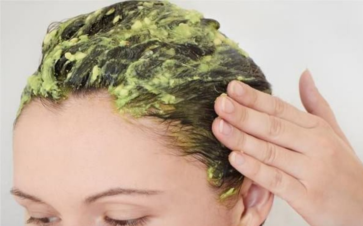 Маска из капусты для волос