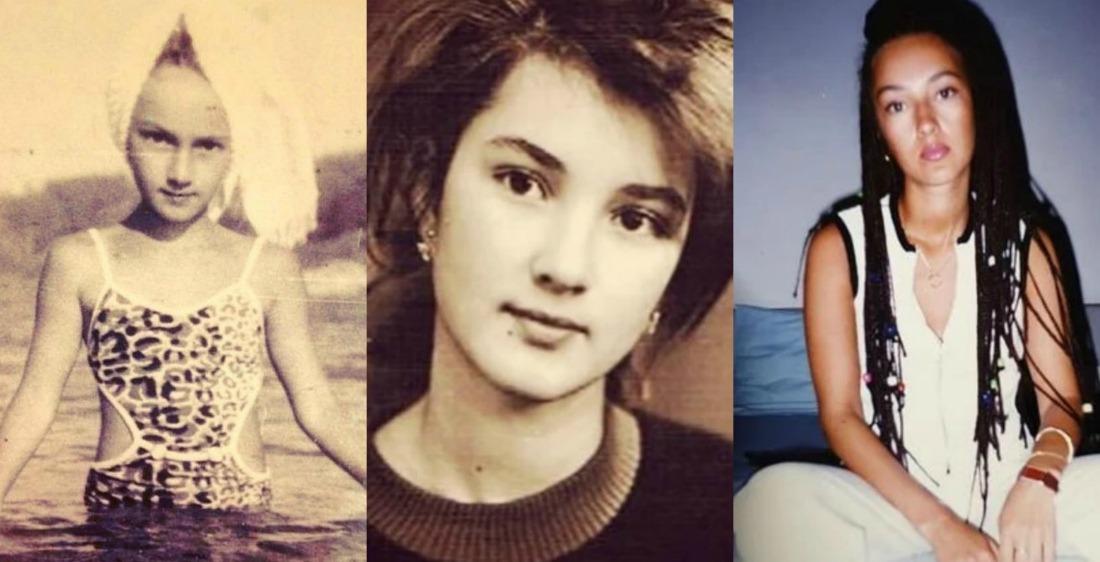 Настоящие волосы Леры Кудрявцевой