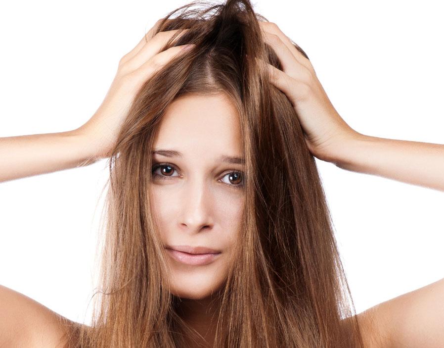 Почему грязные волосы болят