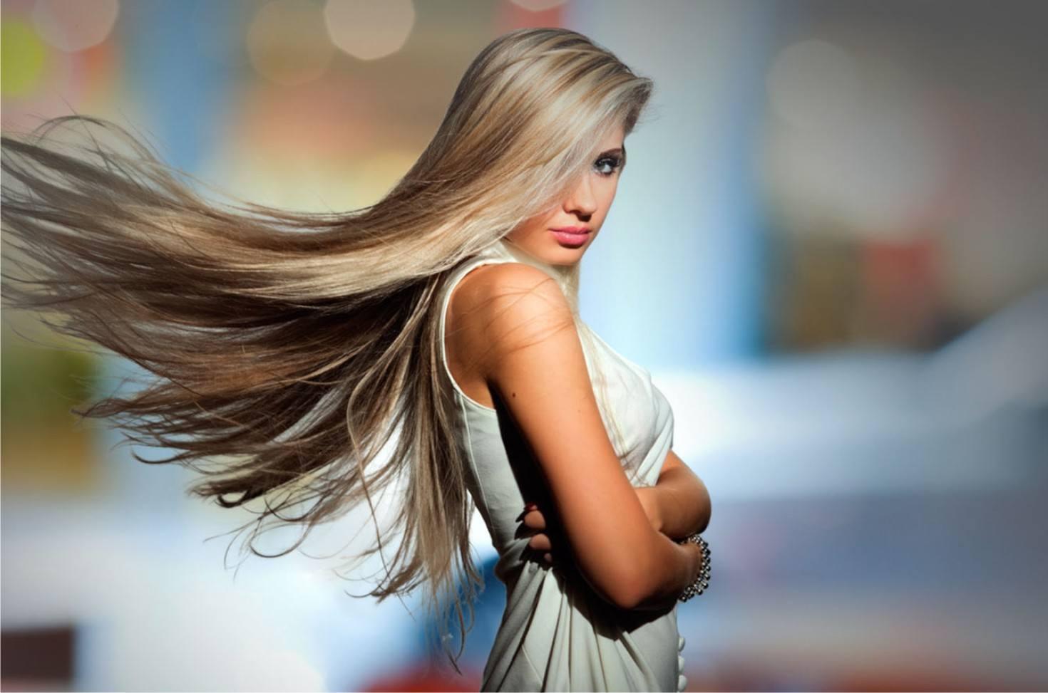 Окрашенные волосы требуют особого ухода