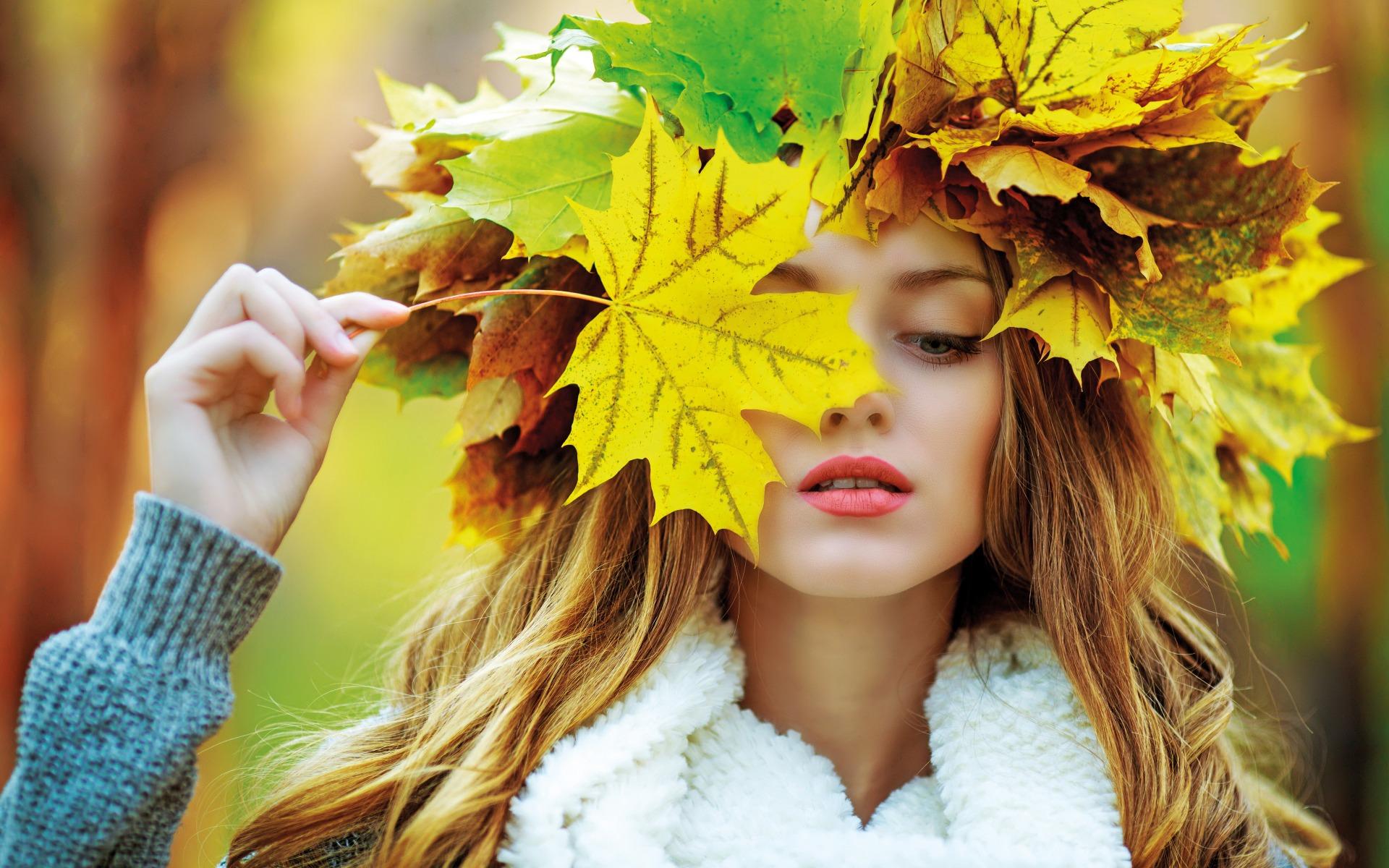 Осенний волосопад