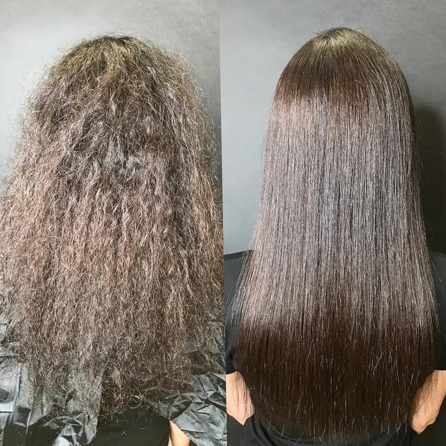 Пористость волос низкая и высокая как определить
