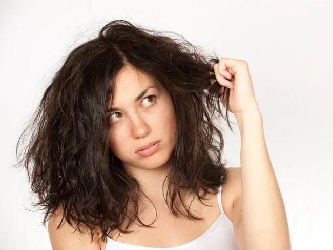 Пористые волосы что это