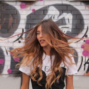 Регина Тодоренко прическа волосы