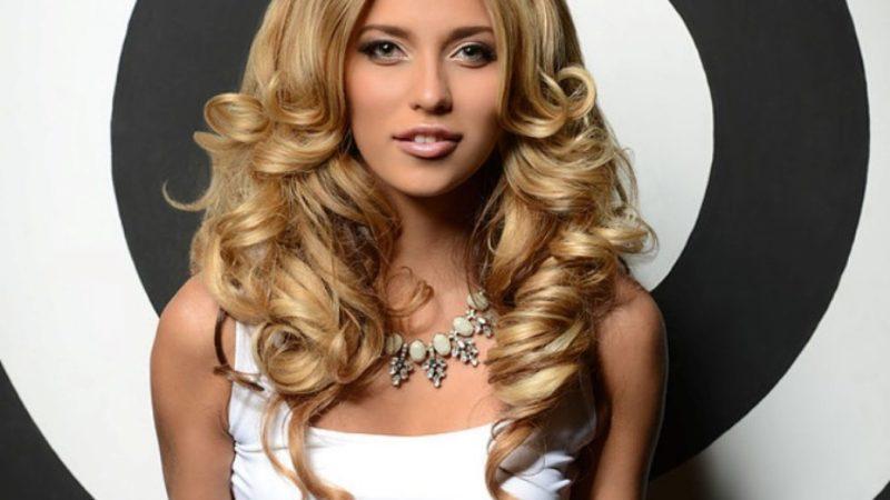 Регина Тодоренко волосы