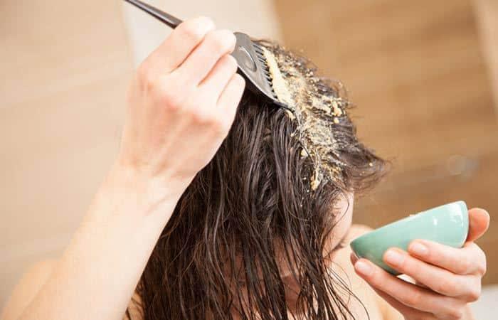 сахарный скраб для волос как приготовить