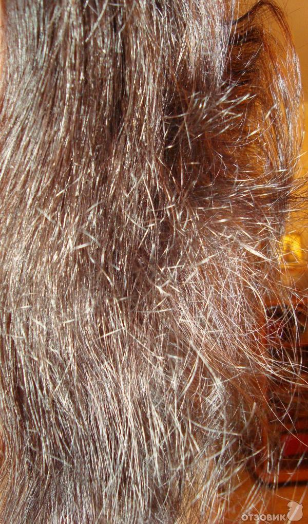 Сильно ломаются волосы