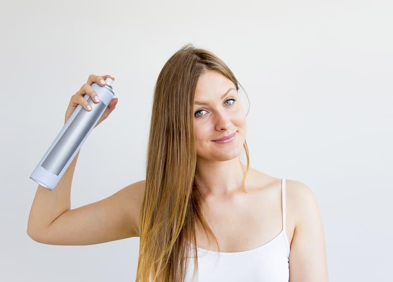 сухой шампунь и выпадение волос