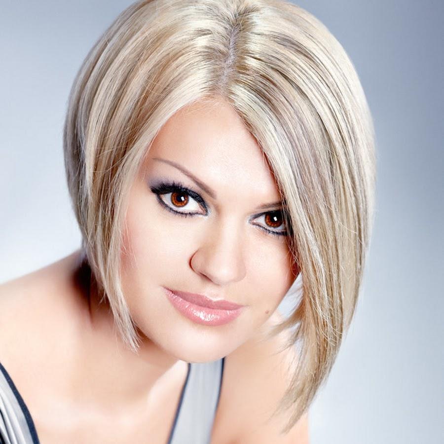Ирина Круг цвет волос