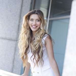 волосы прическа Регина Тодоренко