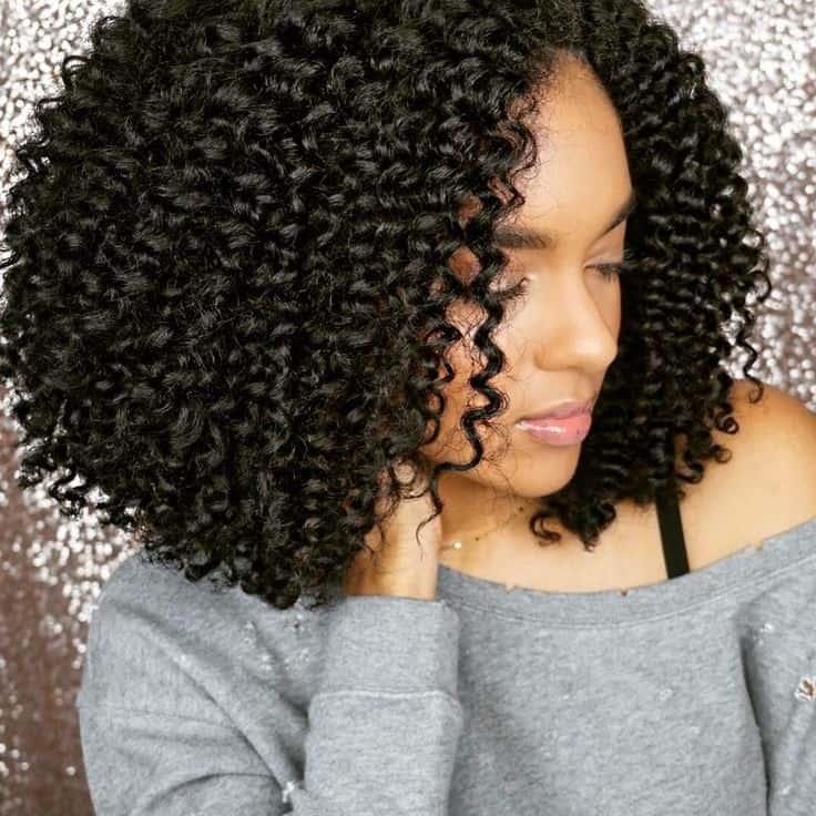 Низкопористые волосы
