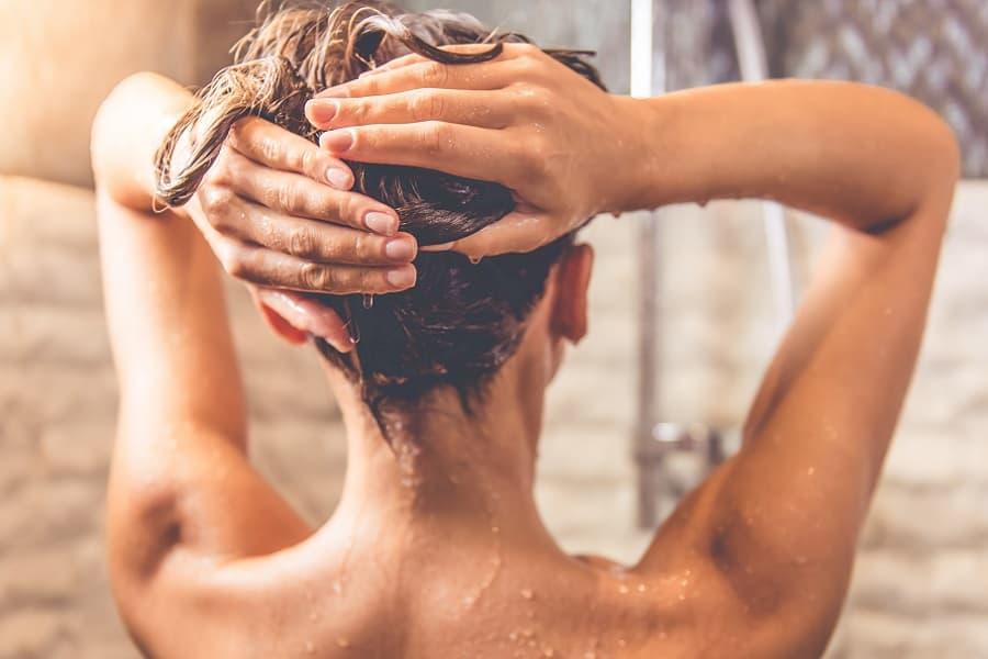 Жесткая вода для волос