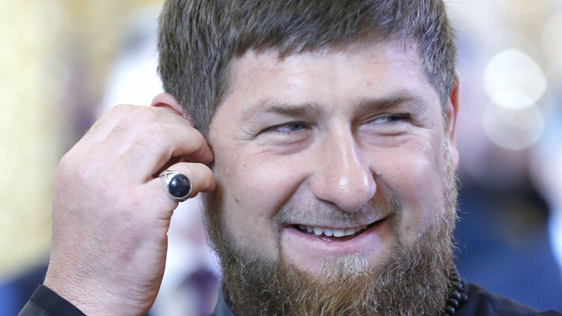Чеченец волосы