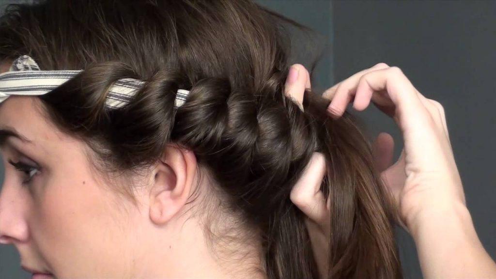 голову поможет накрутить волосы без утюжка