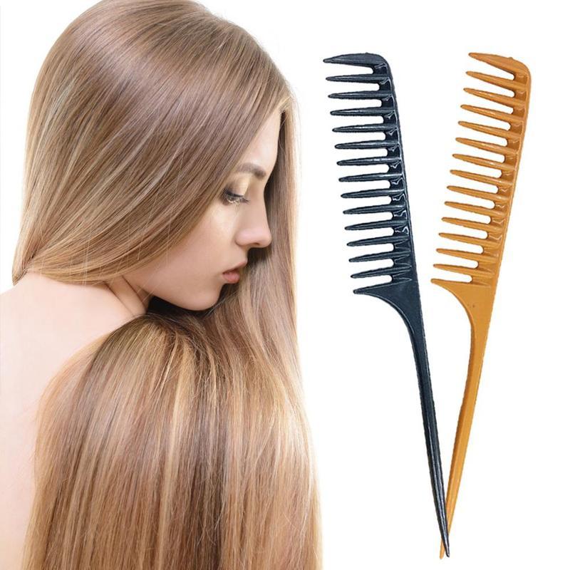 грязные инструменты для волос