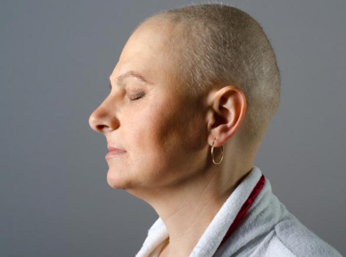 Химиотерапия и выпадение волос