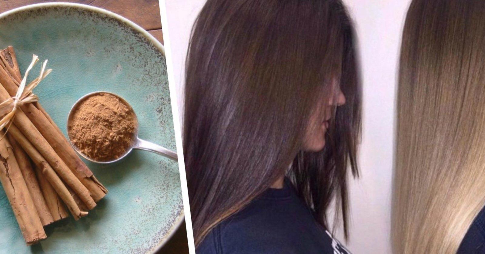 Как быстро осветлить волосы без краски