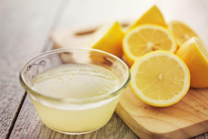 Как быстро осветлить волосы с помощью лимона