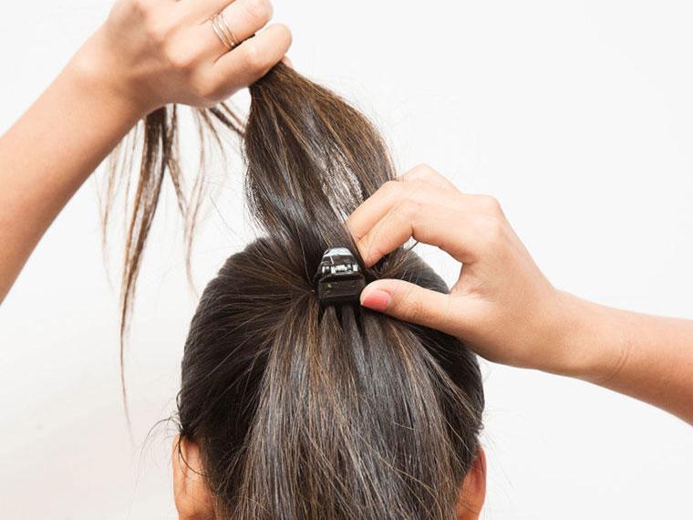 Как убрать жвачку с волос без ножниц