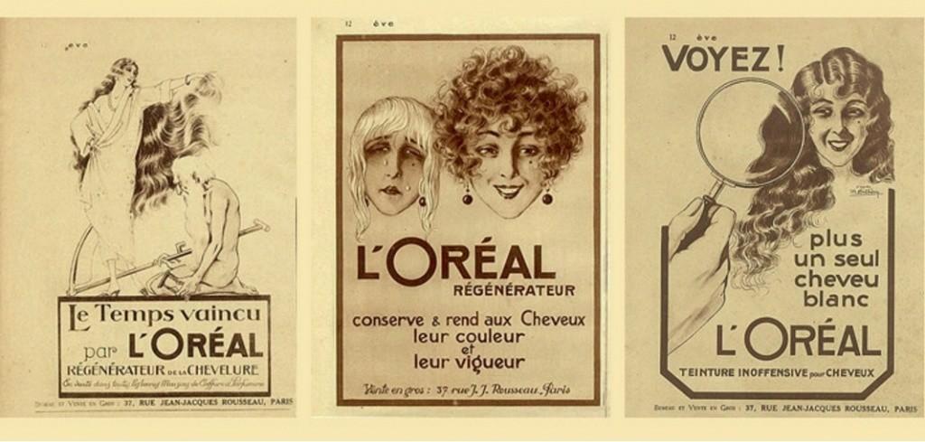 В каком году придумали краску для волос