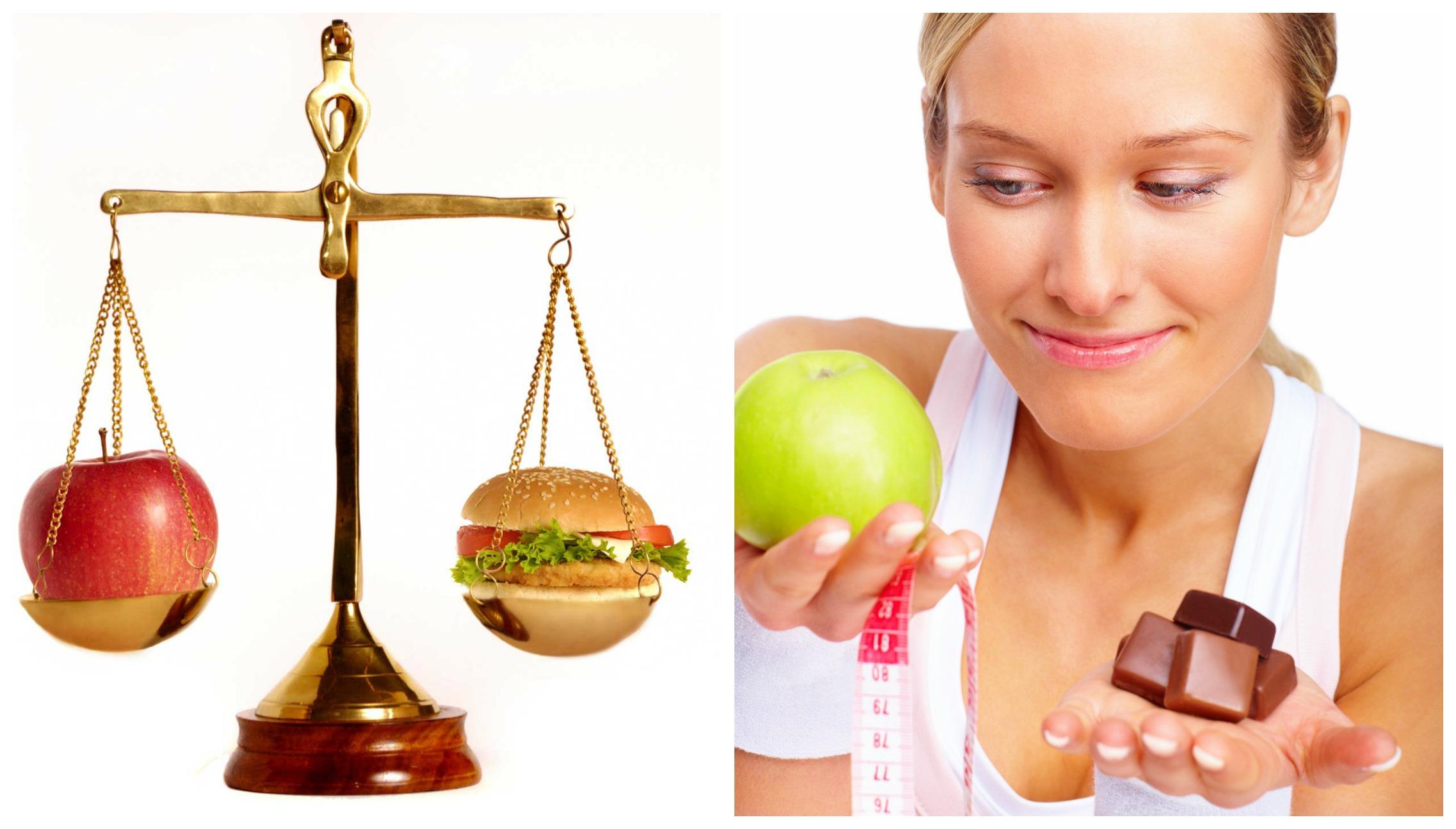 нарушения баланса в питании