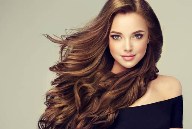 Длинные волосы преимущества