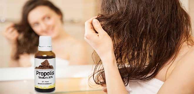 Прополис для волос