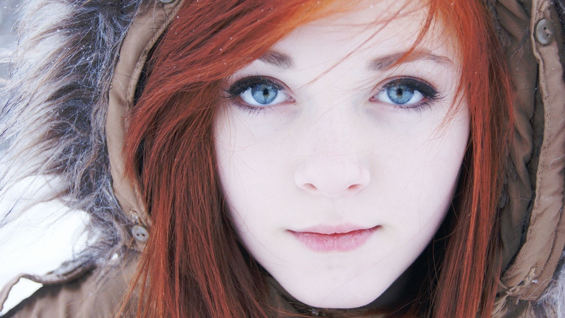 Рыжие волосы генотип