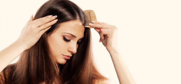 Сильное выпадение волос у женщин