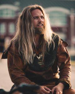 викинги носили длинные волосы