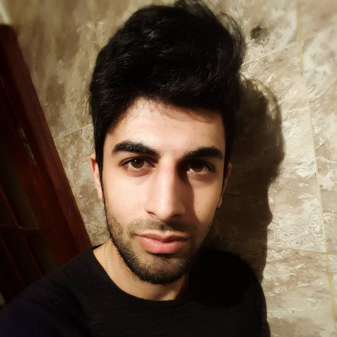 Волосы армян на лице