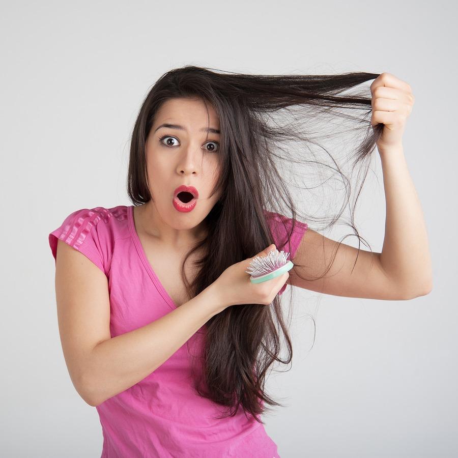Частое расчесывание волос польза