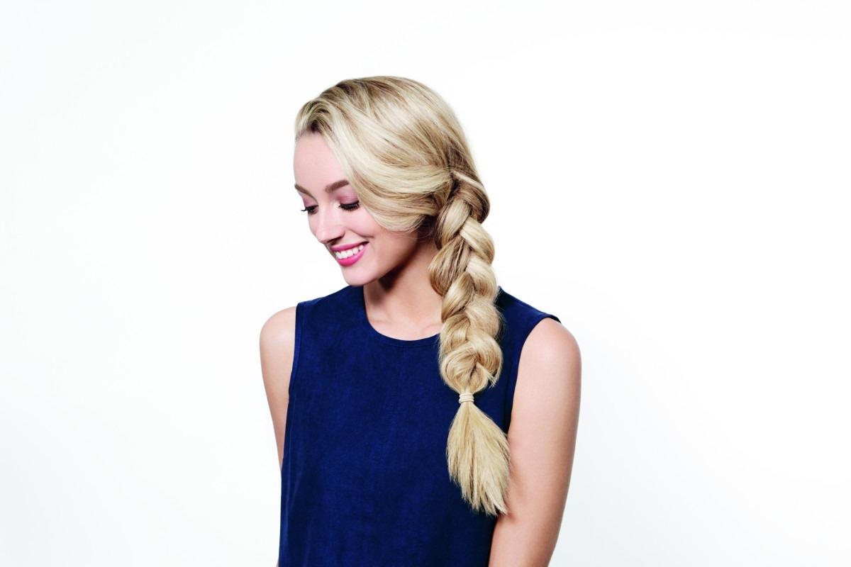 Красивые прически на длинные волосы фото