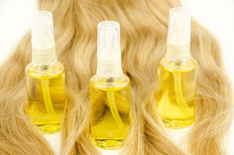 Используйте оливковое масло