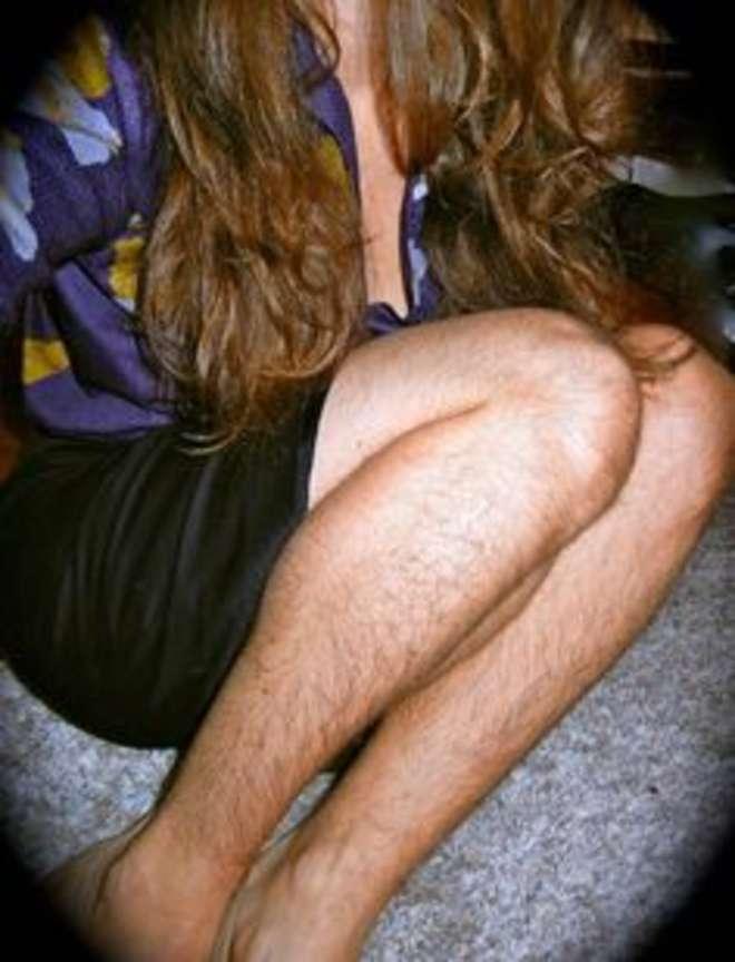 ноги волосатые приснились