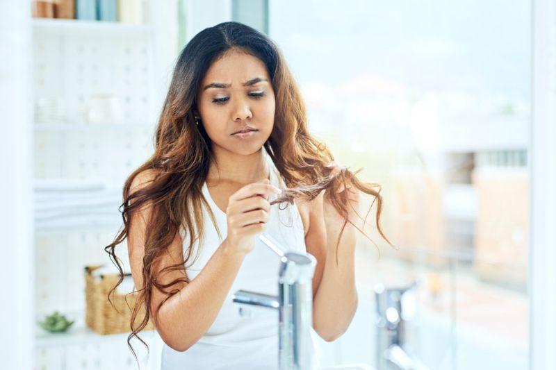 Выдергивание волос